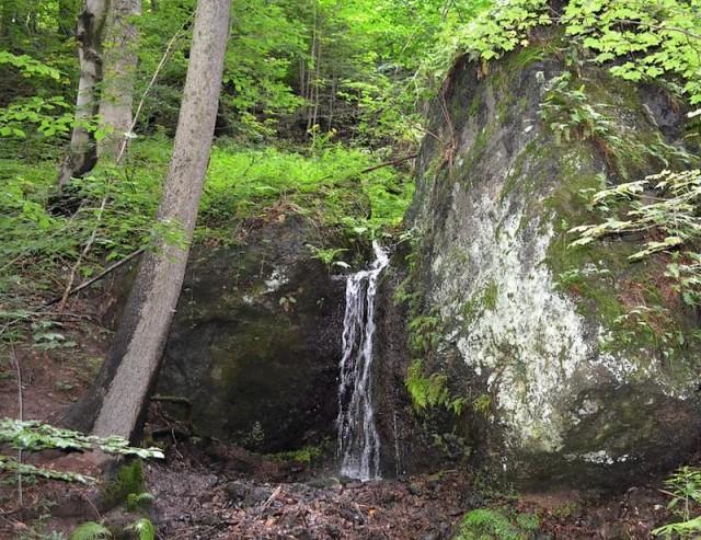 Bečkovský vodopad