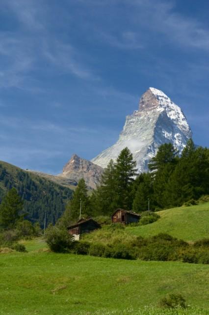 Matterhorn - Švýcarsko