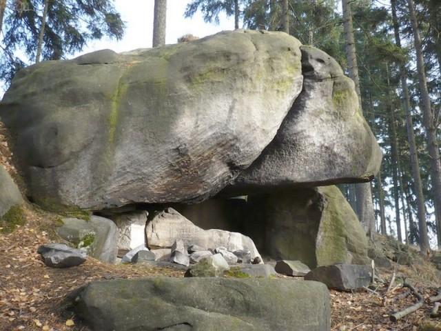 Na Čižkových kamenech