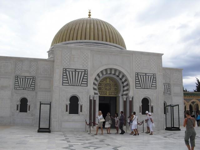 Mauzoleum Habiba Bourguiby