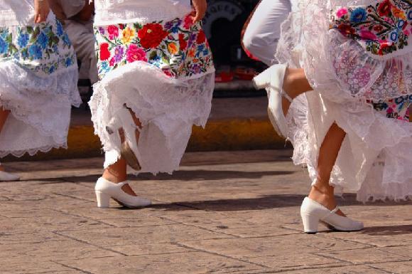 Mexiko - národní tradice a zvyky