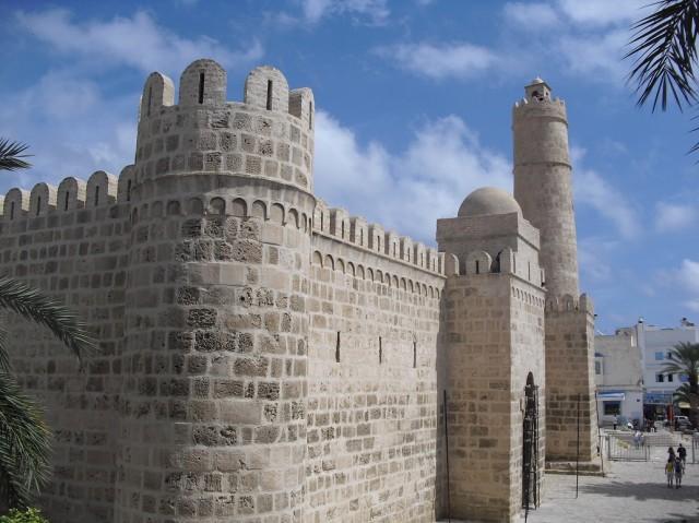Pevnost Ribat