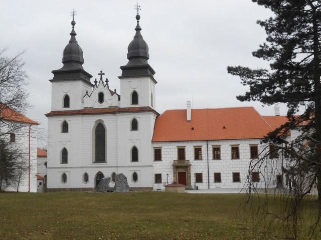 Třebíčský zámek