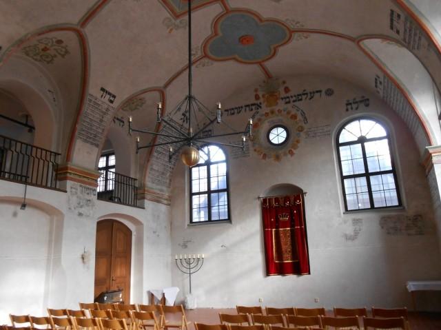 Zadní synagoga