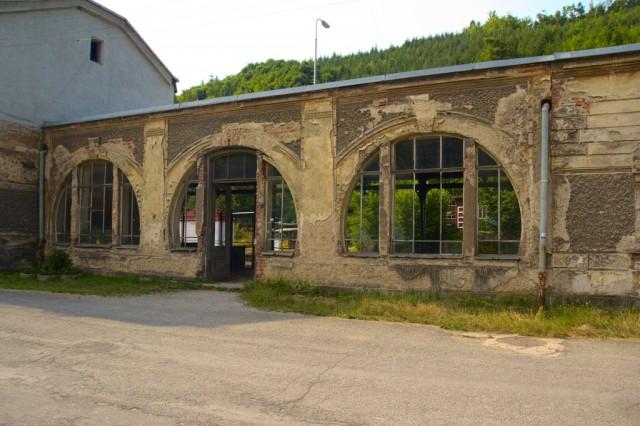 Hrubá voda - železniční stanice