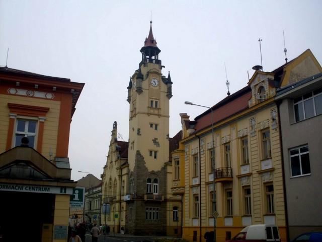 Radnice v Lovosicích