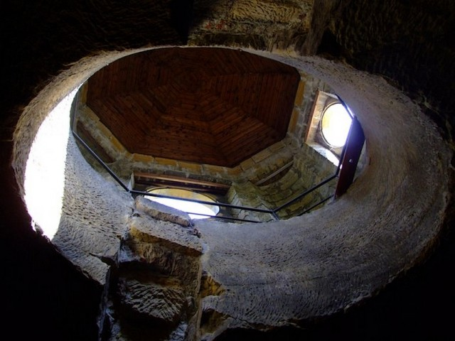 Kaple skalního hradu