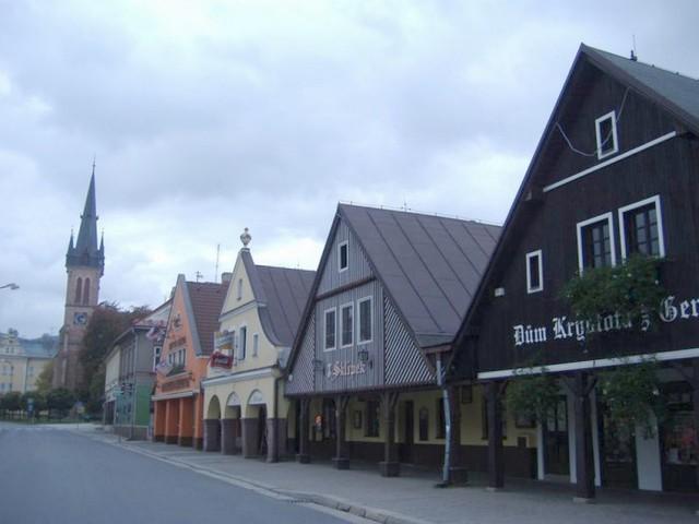 Centrum Vrchlabí