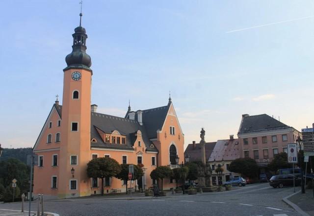 Český Dub - Radnice