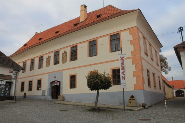 Zámek Bavorov