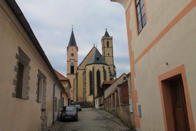 Kostel Bavorov