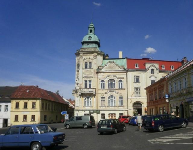Šluknov náměstí