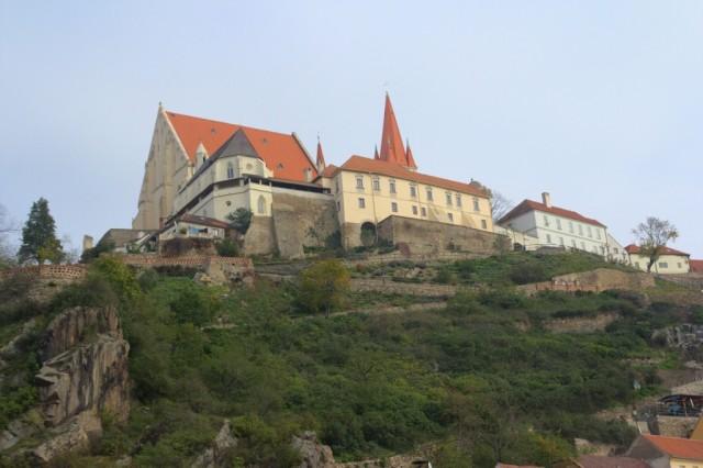 Kostel svatého Mikuláše a kaple svatého Václava - Znojmo
