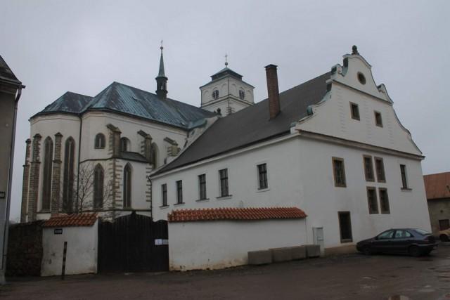 Kostel v Sobotce