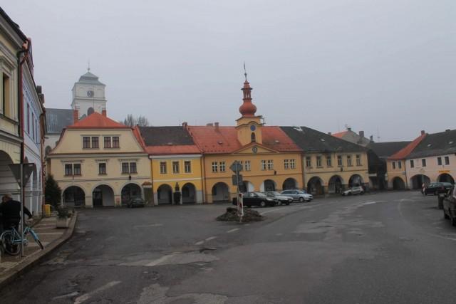 Sobotka náměstí