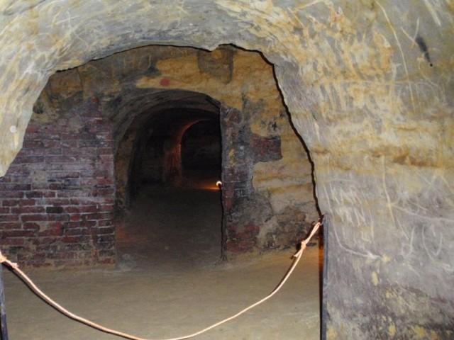 Podzemí Jirkova