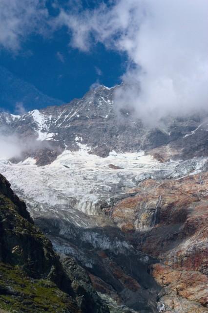 Cesta na Längflugh - Švýcarské Alpy