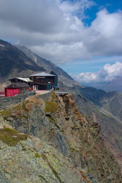 Längflugh - Švýcarské Alpy