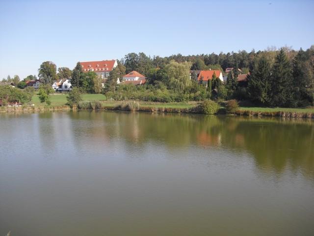 Klášterní rybník
