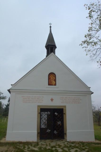Kaple Panny Marie Bolestné
