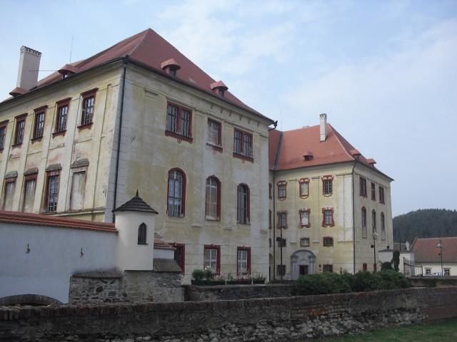Zámek Kunštát
