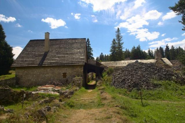Kláštorisko - Slovenský Ráj