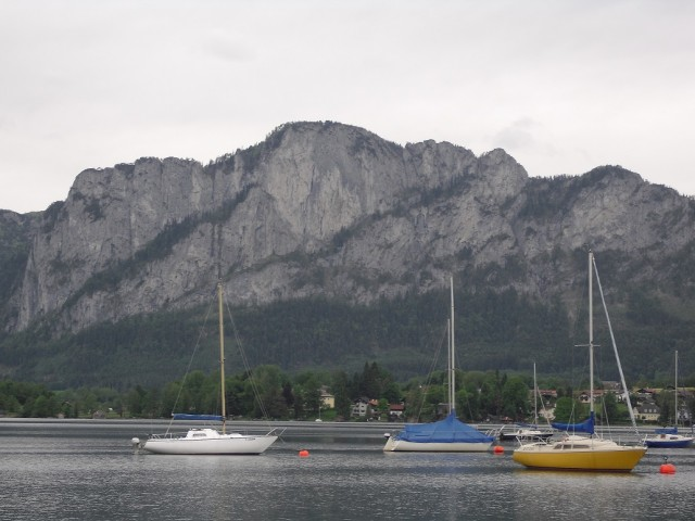 Solné jezero Mondsee