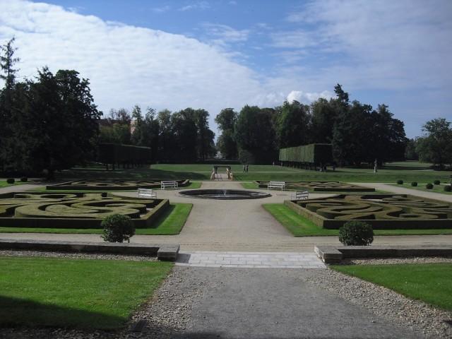 Zámecká zahrada a park
