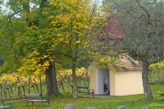 Heiliger Stein (Svatý kámen) - lidová kaple