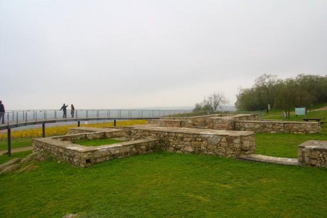 Heiliger Stein (Svatý kámen) - ruiny poutního kostela