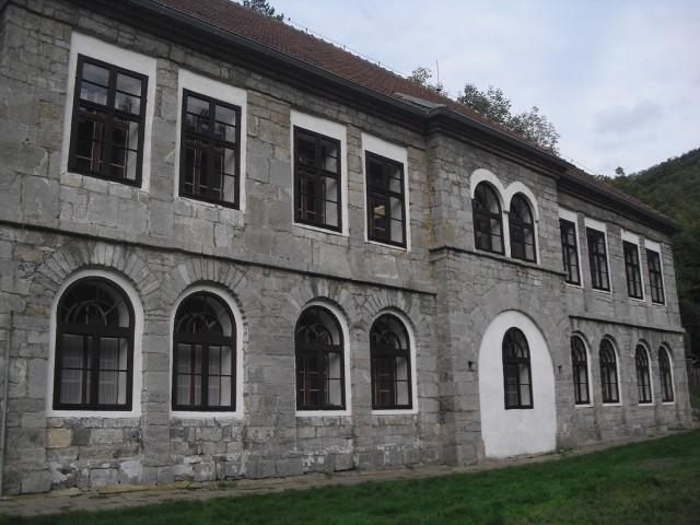 Budova bývalé modelárny, dnes muzeum s expozicí o hutnictví