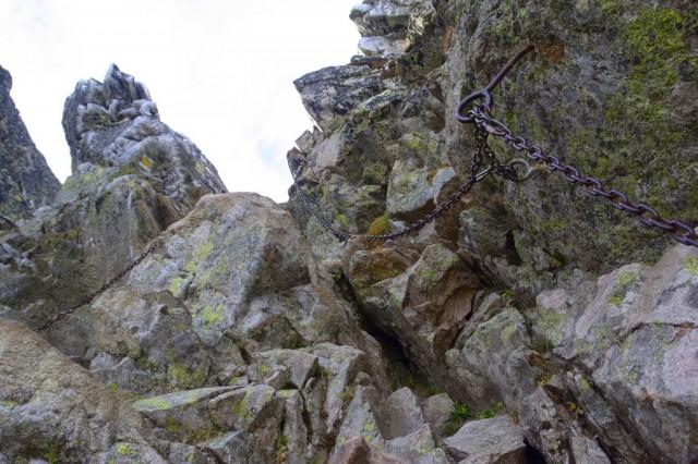 Výstup na Bystré sedlo - Vysoké Tatry