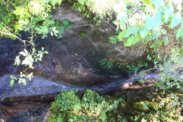 Karolynyho vodopád - Slovenaký Ráj
