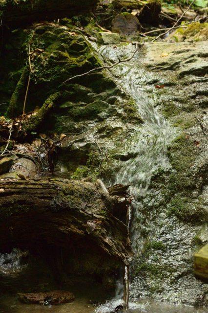 Pawlasov vodopád - Veľký Kyseľ, Slovenský ráj