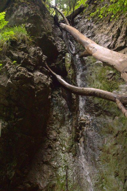 Vodopád Ochráncov prírody - Veľký Kyseľ, Slovenský ráj