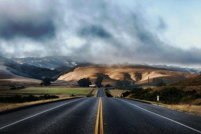 Dálnice - Kalifornie