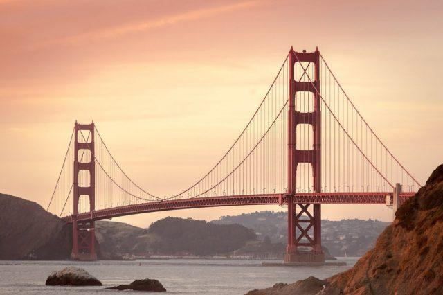 Most Golden Gate - San Francisco