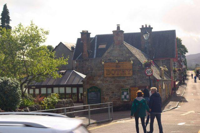 Fort Augustus, Skotsko