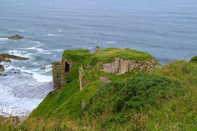 Findlanter Castle, Skotsko