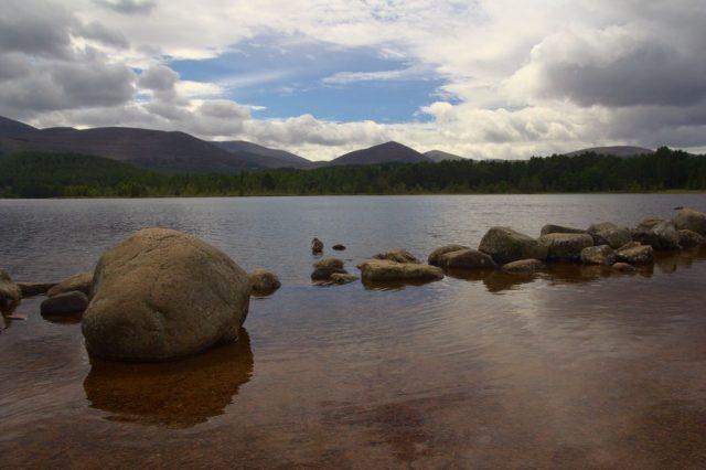 Loch Morlich - Glenmore Forest Park, Skotrsko