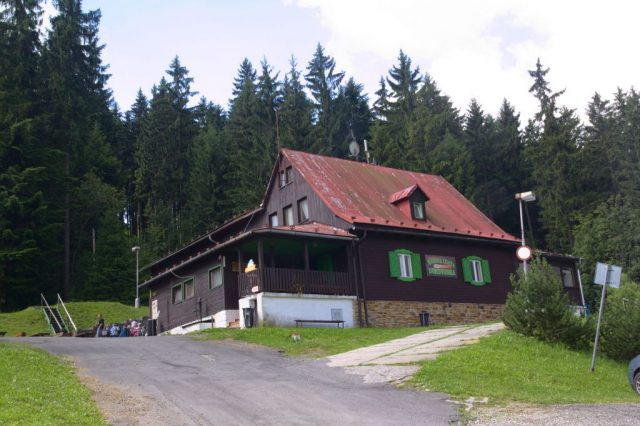 Chata Doroťanka - Moravskoslezské Beskydy
