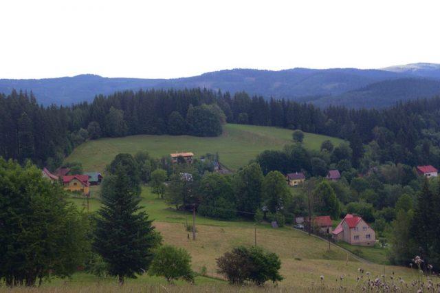 Osada Konečná - Moravskoslezské Beskydy
