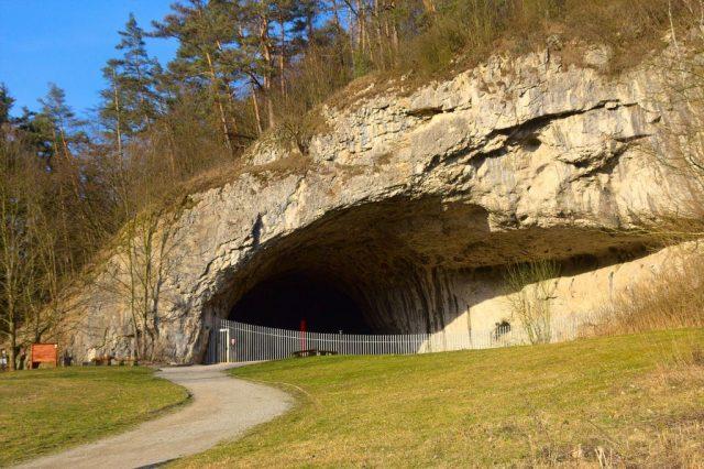 Jeskyně Kůlna - Moravský kras