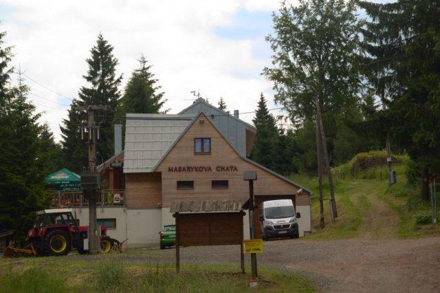 Masarykova chata - Moravskosleazské Beskydy