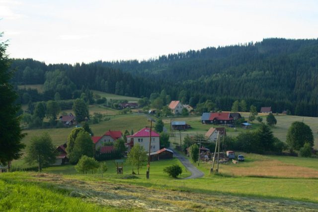 Osada Doroťanka - Moravskoslezské Beskydy