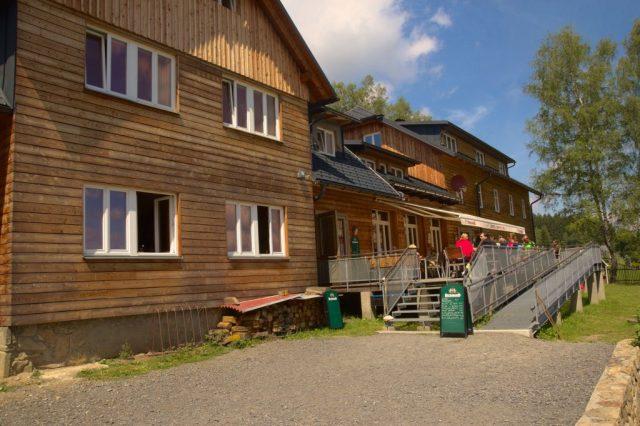 Hotel Charbulák na Gruni - Moravskoslezské Beskydy