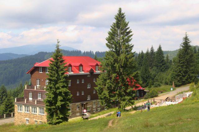 Horská chata Sulov - Bílý Kříž, Moravskoslezské Beskydy