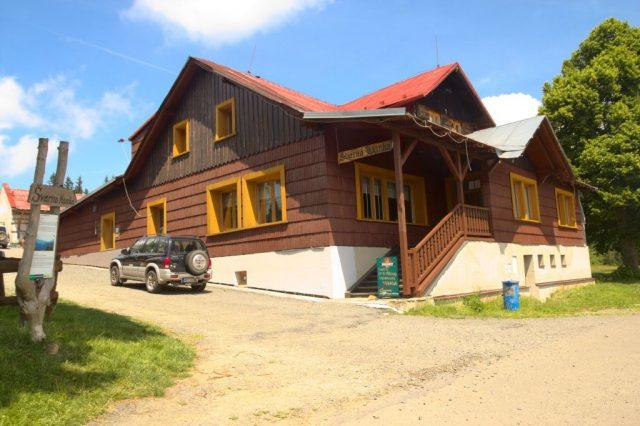 Švarná Hanka - Gruň, Moravskoslezské Beskydy
