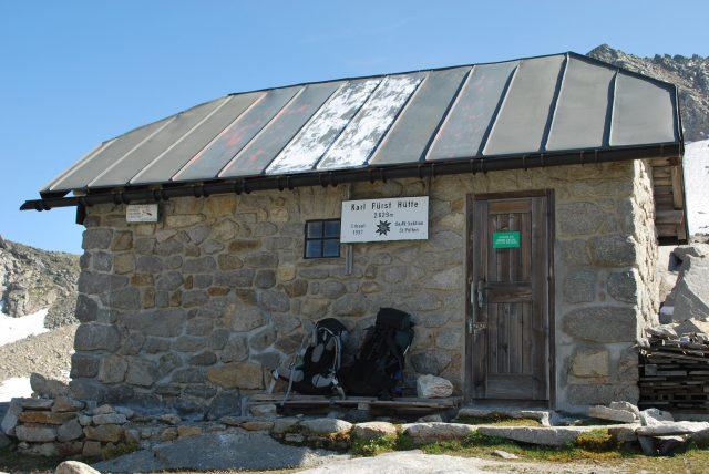 Karl Fürst Hütte