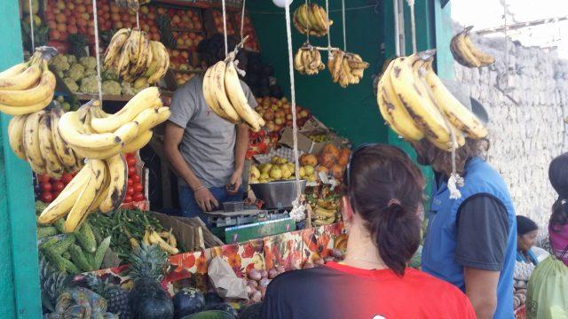 Takhle vypadá obchod s ovocem v Zanskaru